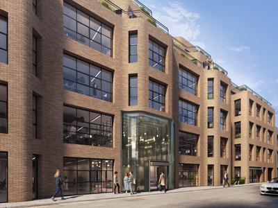 Southworks development in London (PRNewsfoto/MiddleCap)