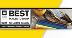 Stanley Black & Decker Earns Top Marks in 2021 Corporate Equality Index