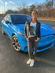 Misty Copeland Launches Mustang Mach-E Social Challenge to Honor Unique Strength of Women - #ShowSomeMuscle