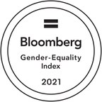 Signet Jewelers Honored to be Included in 2021 Bloomberg Gender-Equality Index for Third Consecutive Year