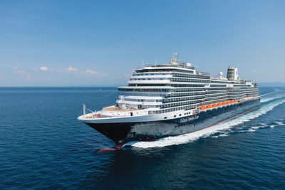 Sweetheart holiday promotion runs Jan. 29 – Feb. 14, 2021 and gives those who purchase a Holland America Line gift card an additional 10% bonus value.