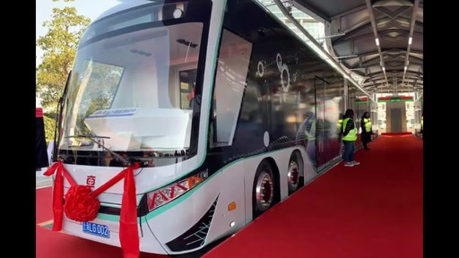Shanghai Electric Powers Trial Operations for China's First Digital Rail-guided Tram Equipped with iDRT System