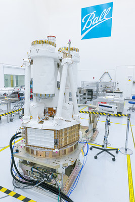 Ball Aerospace completed integration of NASA's IXPE observatory, which now moves into testing.