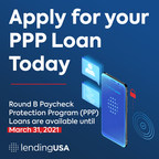 Small Business Owners: Second Round PPP Applications Are Now Being Accepted Through LendingUSA
