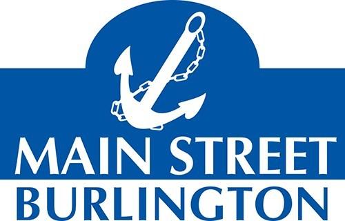 Main Street Burlington NJ Logo