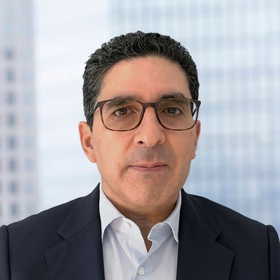 Paul Diouri, Chief Risk Officer, Barings - photo courtesy of Barings