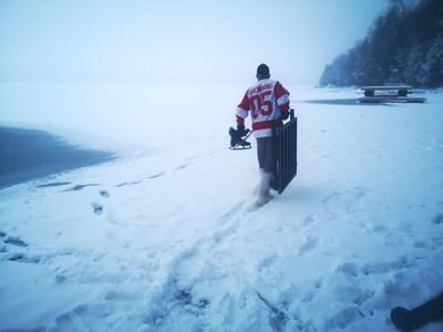 Isophit欢迎四次世界花样滑冰冠军和加拿大偶像库尔特布朗宁到其所有权团队