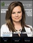 Sara Kopamees interviews Lockheed Martin Canada's Lorraine Ben for Canadian Industry magazine