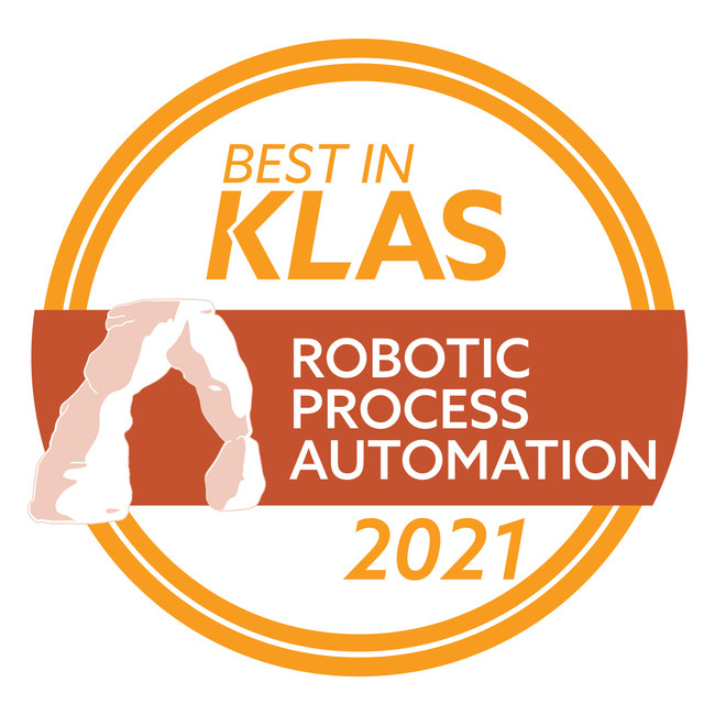 Databound, a leading healthcare automation partner, today announced that the company was awarded the 2021 Best in KLAS designation for Robotic Process Automation.