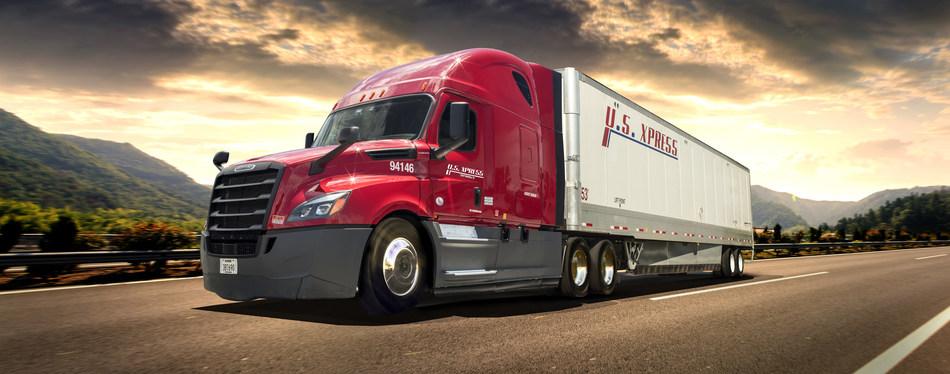U.S. Xpress Advances Fleet Innovation with Platform Science