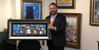 Art Market Explodes: Huge Surge in Art Sales as Records Continue to be Broken
