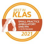 "Kareo Named ""Best in KLAS"" for Small Practice Ambulatory Electronic Medical Records/Practice Management Solutions"