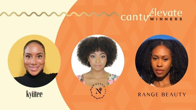 2021年Cantu Elevate获奖者:Kyutee Nails、NatruAll和Range Beauty