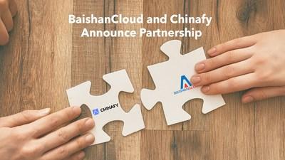 BaishanCloud and Chinafy Announce Partnership