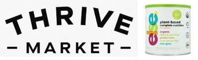 Thrive Market (CNW Group/Else Nutrition Holdings Inc.)