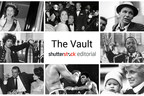 Shutterstock Launches The Vault, One of the Largest Photo and Video Archive Collections in the World