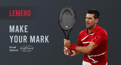"""Make Your Mark"" is the slogan of LEMERO. (PRNewsfoto/LEMERO)"