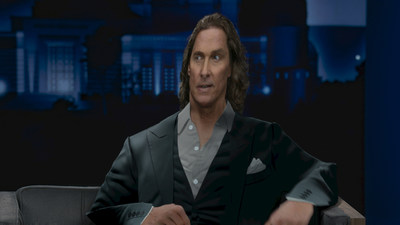 Super Bowl LV Gains Added Dimension with Doritos Campaign Starring Matthew McConaughey as #FlatMatthew