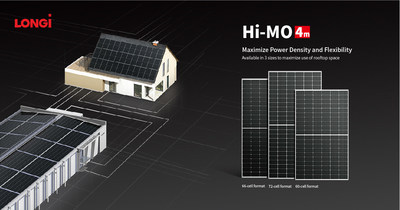 LONGi launches new 66C type Hi-MO 4m module for global distributed generation (DG) market WeeklyReviewer