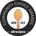 Allrecipes Names Community Choice Awards 2021 Winners