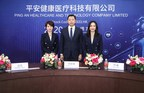 Ping An Healthcare and Technology Company Limited posts revenue...