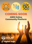 New ASES Online Community Platform Launch...