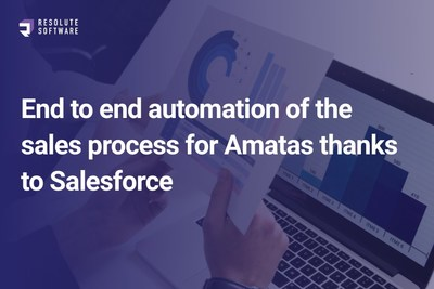 Resolute Software success story with Amatas