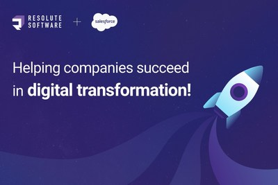Resolute Software is an official Salesforce partner