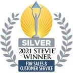 Aloe Care Health Receives 2021 Stevie® Award For Outstanding Customer Service