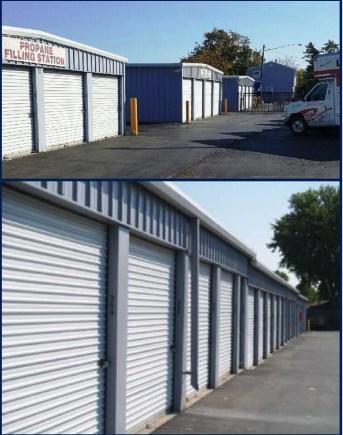 Rome Hilliard Storage