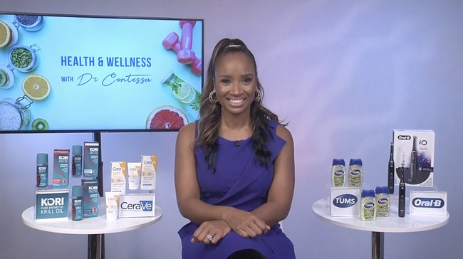 Dr. Contessa shares her best Health & Wellness tips for the new year!