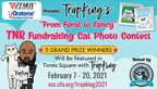 "The Cat Fanciers' Association (CFA), ZYMOX & Oratene Present: TrapKing's ""From Feral to Fancy"" TNR Fundraising Cat Photo Contest"