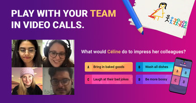 AirConsole Meet - Play with your team in video calls
