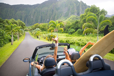 Americans are searching for a spring getaway to Oahu