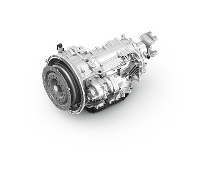 ZF PowerLine 8-speed automatic transmission technology sets a new benchmark for medium-duty commercial vehicle trucks, buses and heavy-duty pickup trucks.