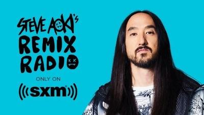 Armin van Buuren and Steve Aoki to launch exclusive new SiriusXM dance channels (CNW Group/Sirius XM Canada Inc.)