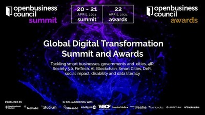 global digital transformation summit and awards, openbusinesscouncil summit and awards