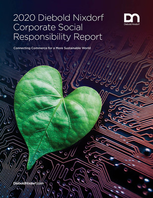 Diebold Nixdorf issues its 2020 Corporate Social Responsibility report