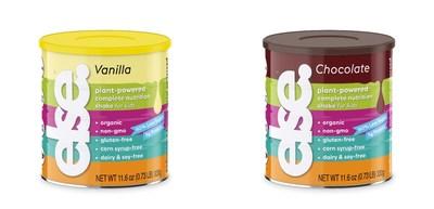 Vanilla - Chocolate (CNW Group/Else Nutrition Holdings Inc.)
