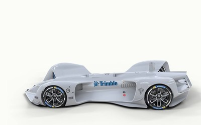 Trimble Teams with ROBORACE for its Autonomous Racing Series - Named Official GNSS-Inertial Positioning Technology Supplier