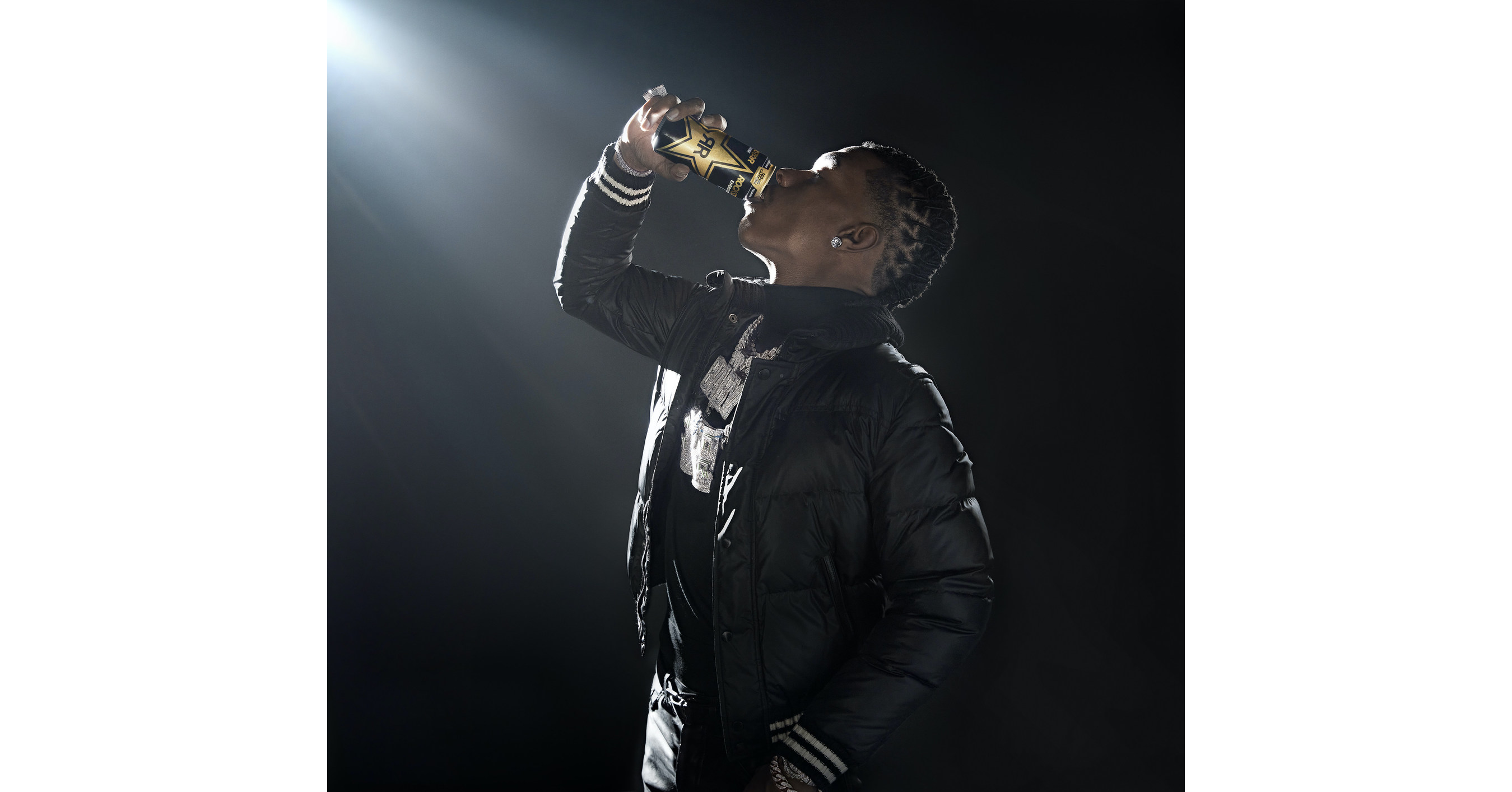 Rockstar Energy Drink Unveils New Look And Fresh Hustle In First Ever Super Bowl Ad