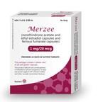 Slayback Pharma announces launch of Merzee (norethindrone acetate and ethinyl estradiol capsules and ferrous fumarate capsules) 1 mg/20 mcg, generic equivalent of Taytulla®