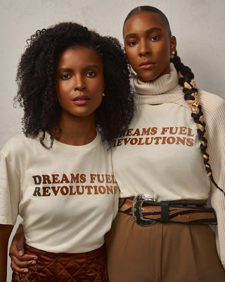 Roots and Révolutionnaire Announce Upcoming Collaboration with the Release of Limited-Edition Dreams Fuel Revolutions T-Shirt