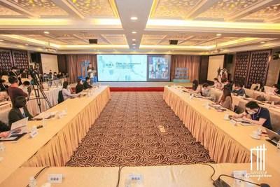 The 5th Guangzhou Award shortlisted cities released in Guangzhou