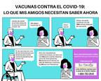 Alianza Nacional para la Salud de los Hispanos ofrece nuevas narrativas en las redes sociales sobre la prevención y vacunación contra COVID-19.