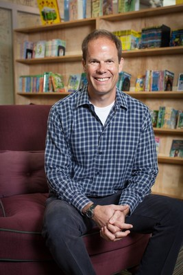 John Hutton, MD, is director of the Reading & Literacy Discovery Center at Cincinnati Children's.