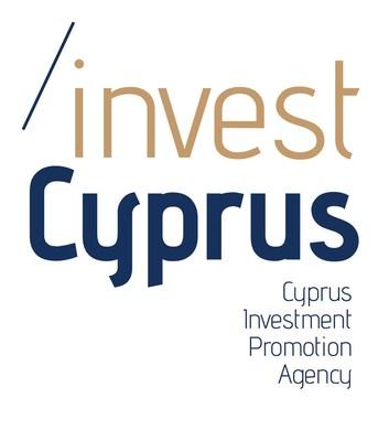 Invest Cyprus Logo (PRNewsfoto/Invest Cyprus)