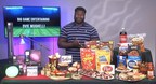 Ovie Mughelli Shares Big Game Party Fun with Tips on TV
