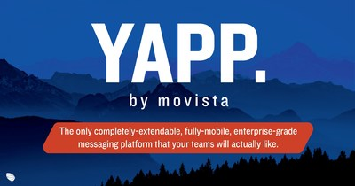 YAPP is the ultimate communication & collaboration for teams.