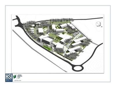 proposed campus map